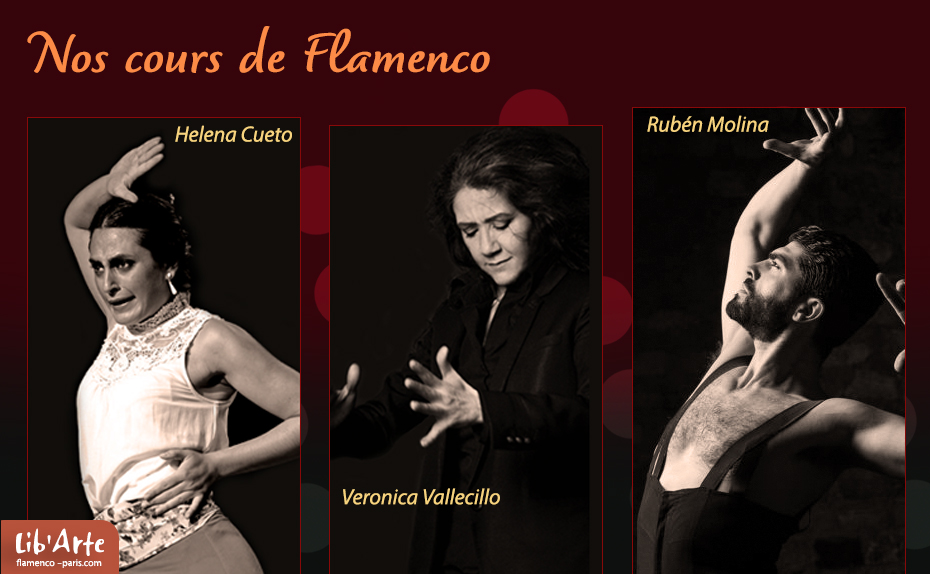 Cours de FLamenco à Paris